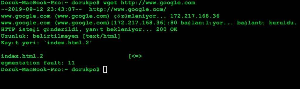 Lynx: Metin Tabanlı Web Tarayıcısı